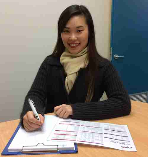 Elliotts Tax Accountant Iris Lau - Business Accounting Toowoomba